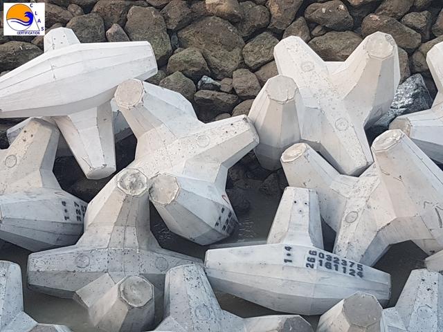 CORELOC™ CORE-LOC placement expertise tetrapode