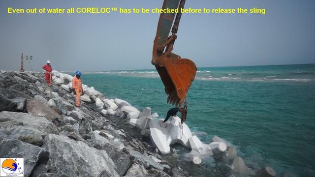 CORELOC™ , CORELOC™ expertise assessment CORELOC™ placement pose de CORELOC